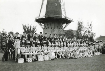 Vereniging ong 1971 bij Agneta
